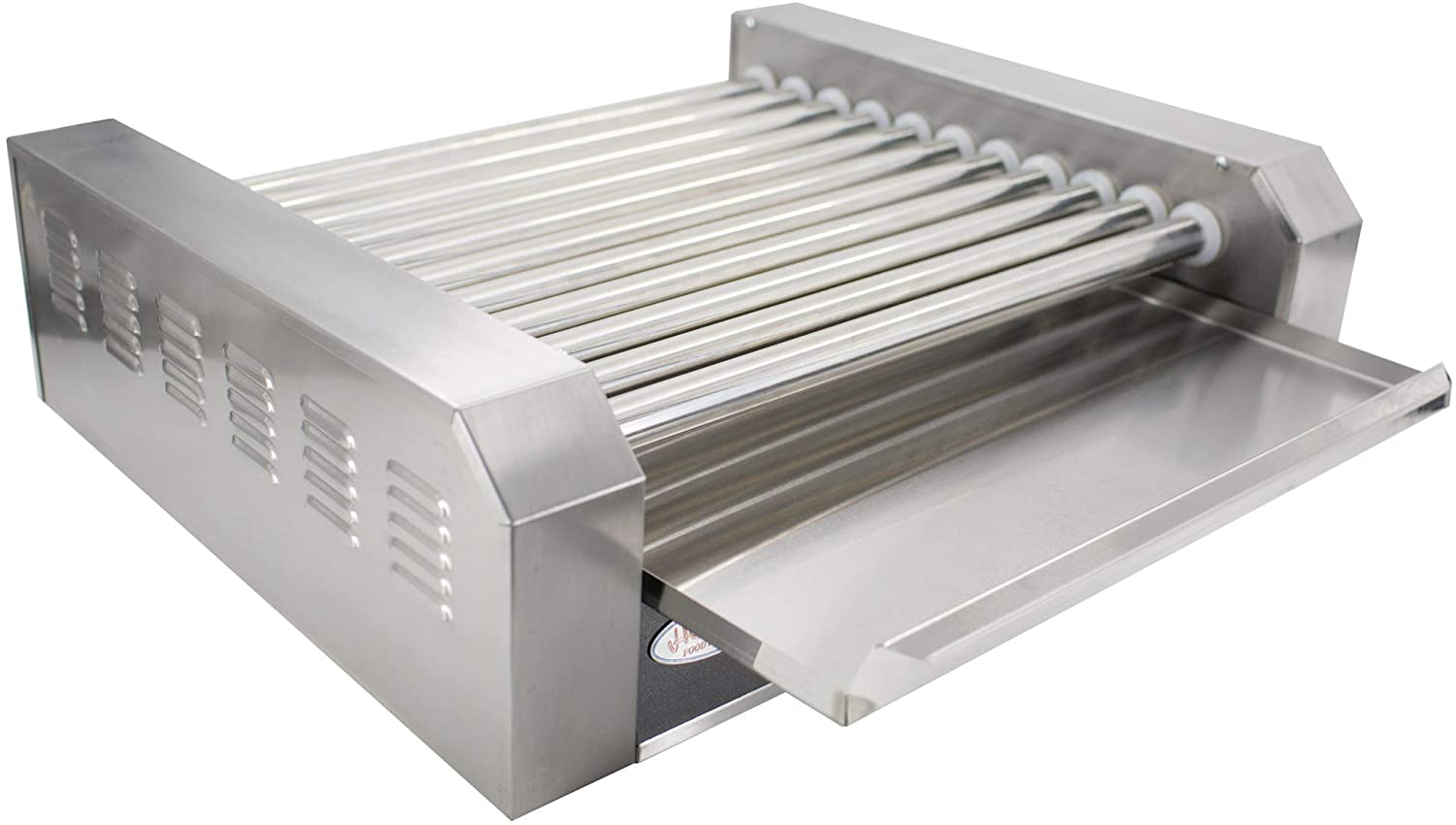 Hakka Commercial Hot Dog Roller Grill with 11 RollersET-R2-11
