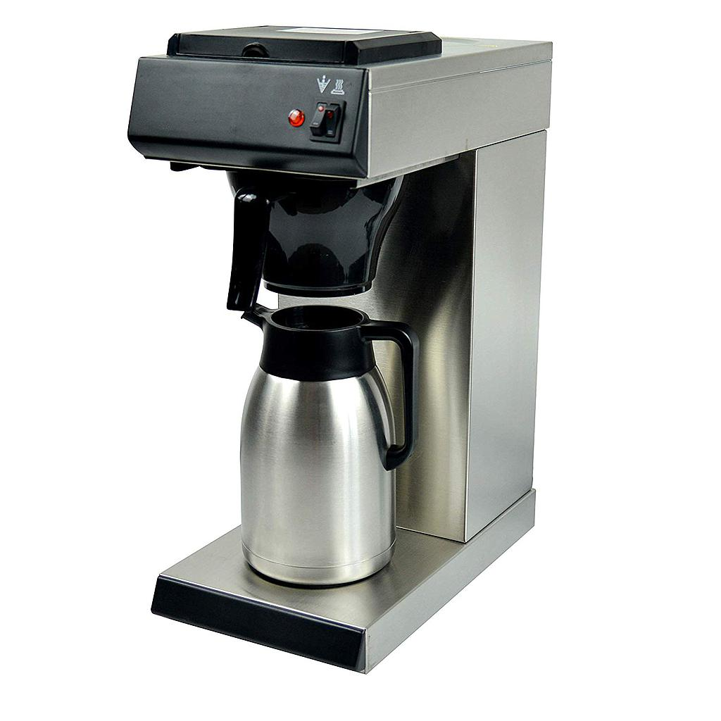 Hakka Commercial Pour Over Air Pot Coffee Brewer and Coffee Maker (Single Head)