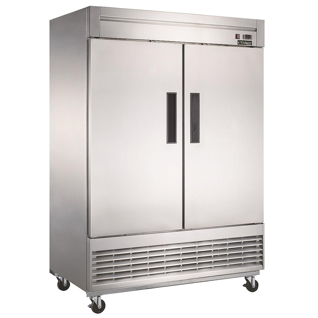 D55F Solid Door Reach-In Refrigerator